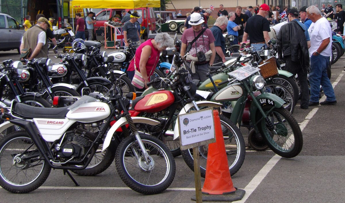 Bsa Open Day Real Classic