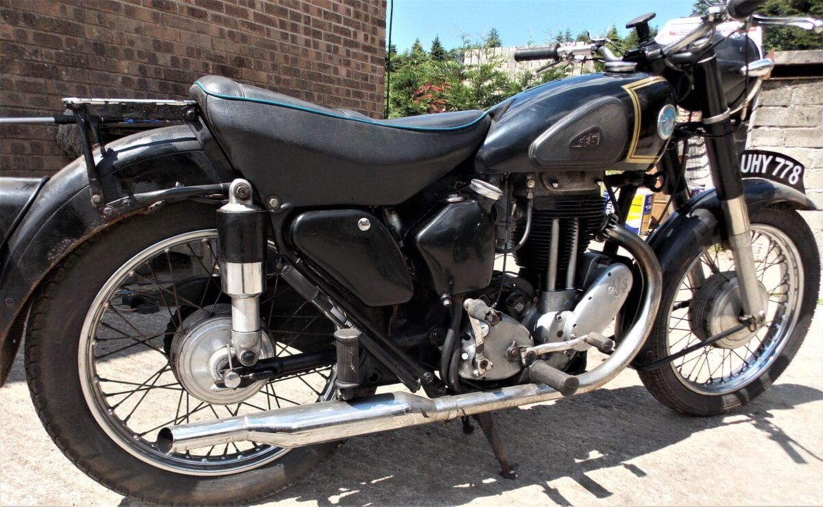 Classic British Bikes For Sale – Real Classic
