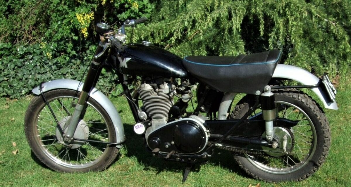 1954 G80 CS GBP6950