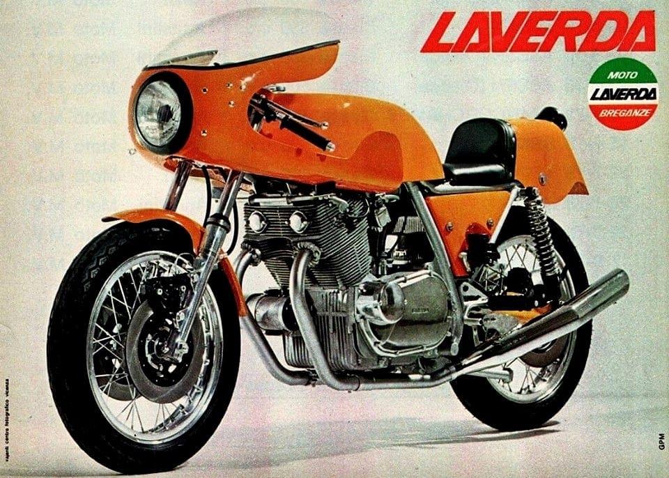 1974 Laverda SFC 750