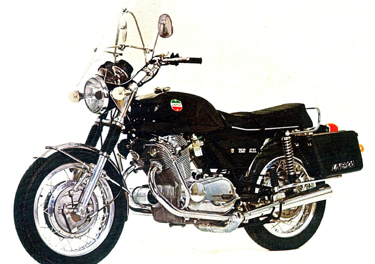 1976 Laverda 750 GTL