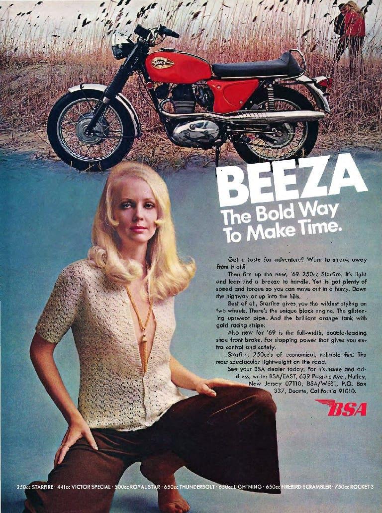 1969 brochure