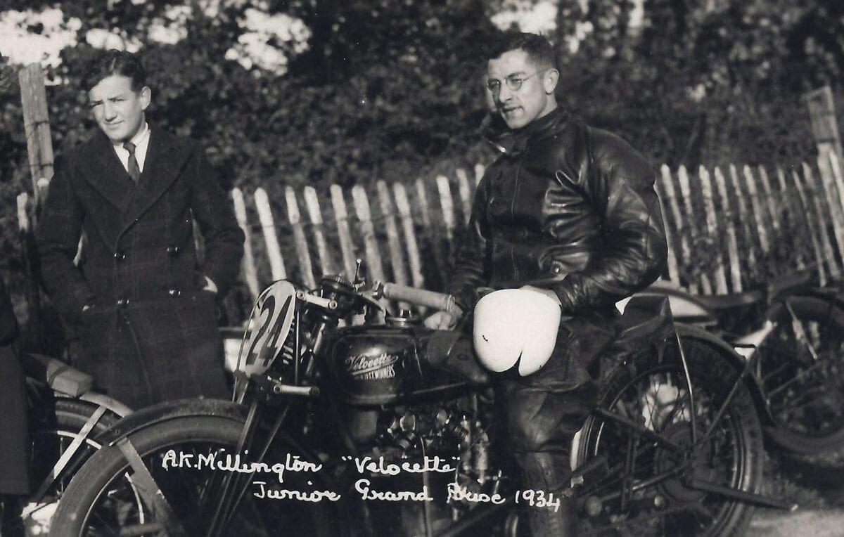 TT history millington