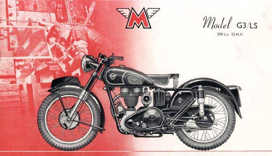 Matchless-1952- G3LS