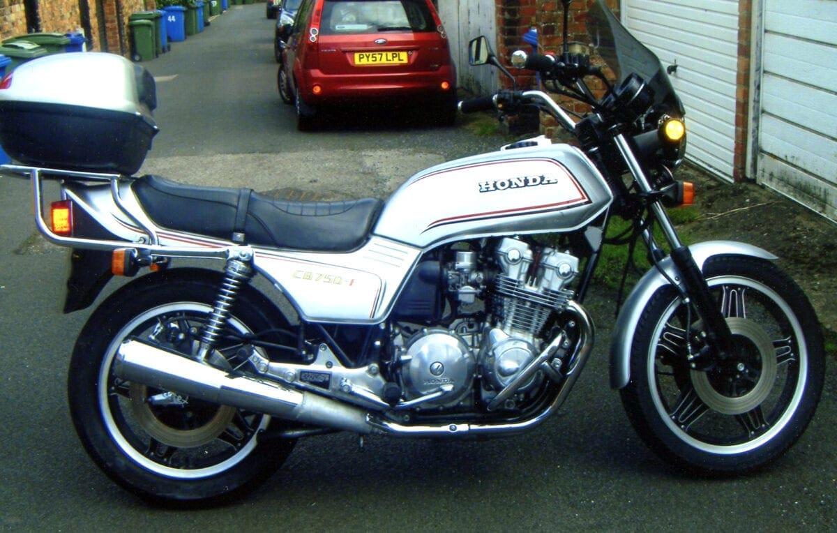 Honda CB750 1980